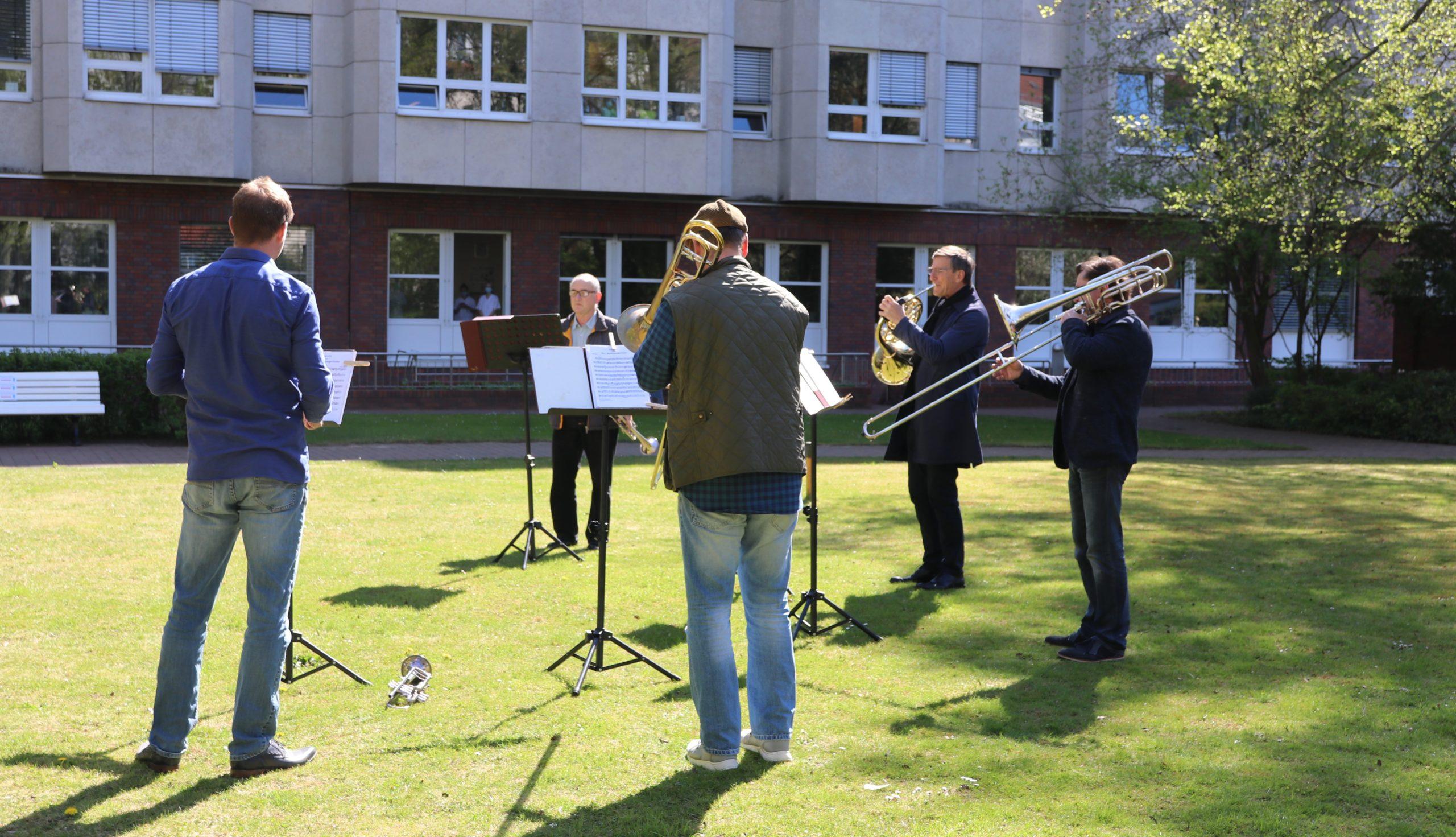 RSB Konzert | Sankt Gertrauden-Krankenhaus