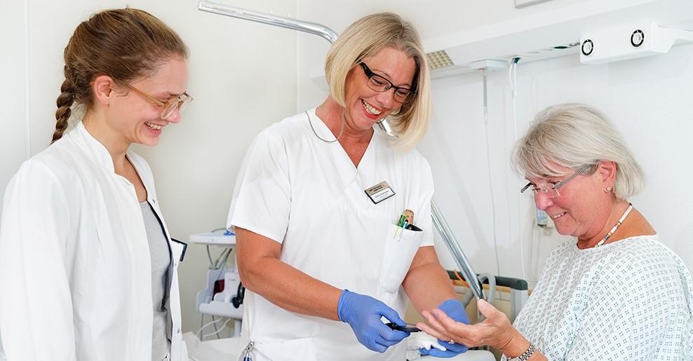 Diabetologie | Sankt Gertrauden-Krankenhaus