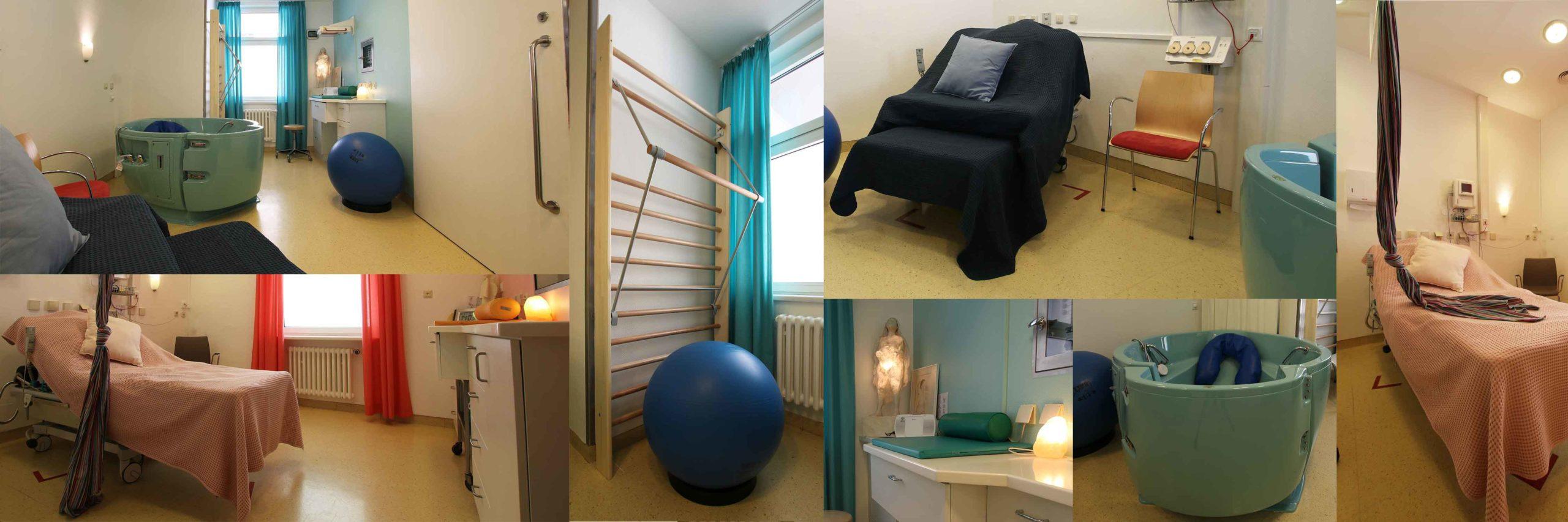 Kreißsaal | Sankt Gertrauden-Krankenhaus