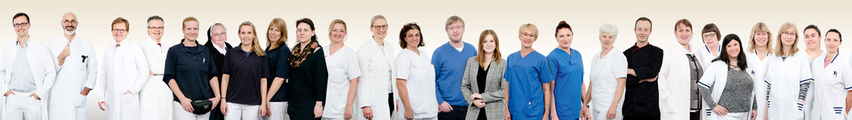 Mitarbeiter Sankt Gertrauden Krankenhaus