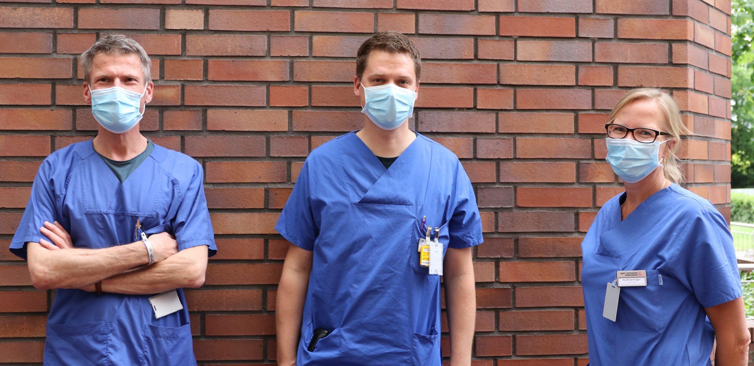 Gastroenterologie | Sankt Gertrauden-Krankenhaus