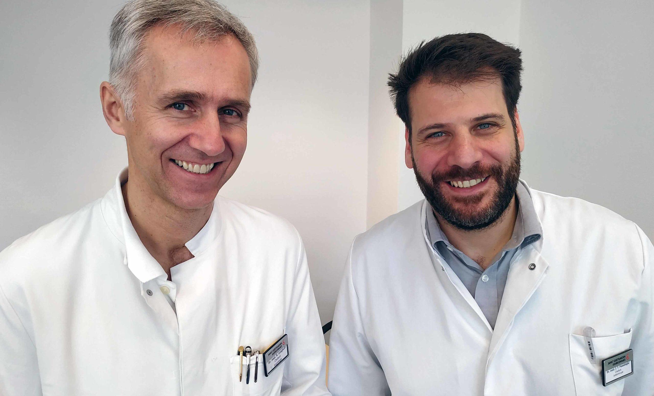 Dr. Langhoff Dr. Passaloglu | Sankt Gertrauden-Krankenhaus