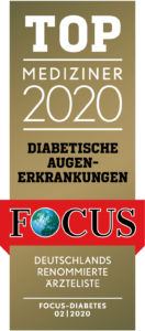 Augenheilkunde | Sankt Gertrauden-Krankenhaus; Diabetisches Augenerkrankungen; Focus-Ärzteliste