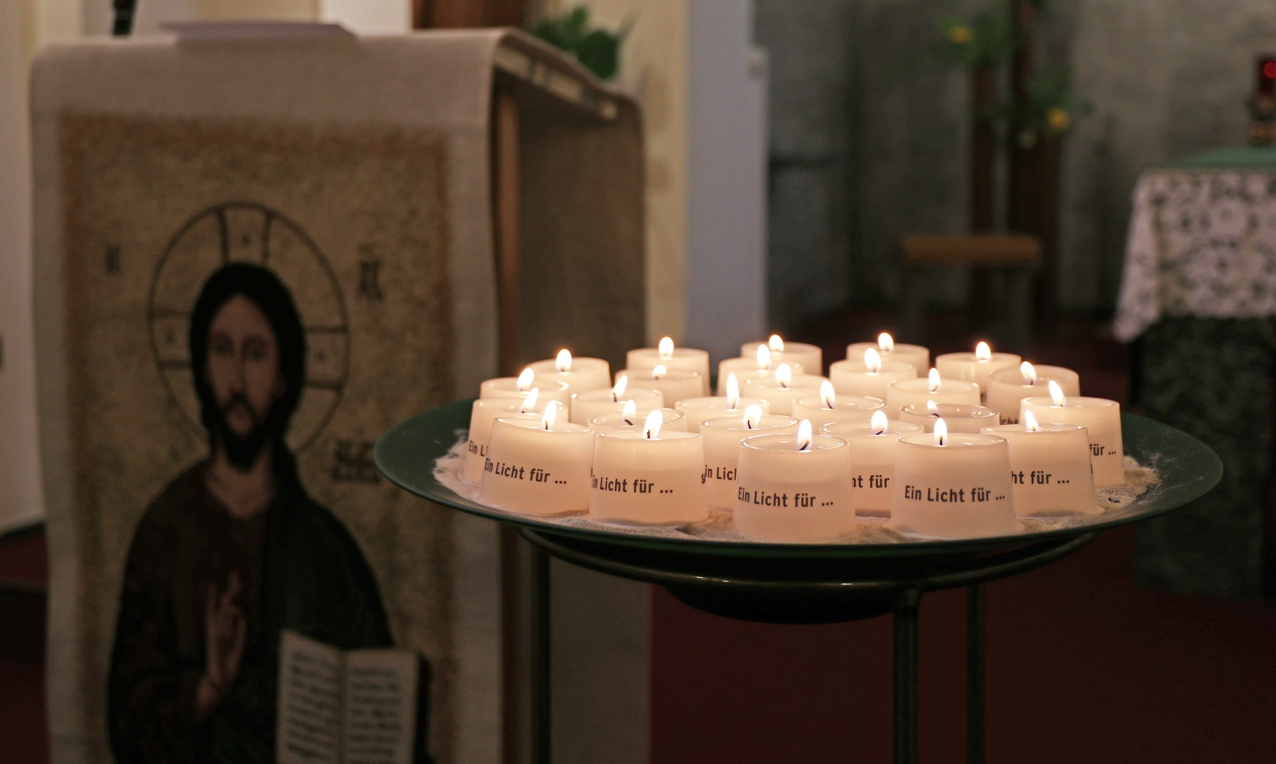 Corona Gottesdienst | Sankt Gertrauden-Krankenhaus