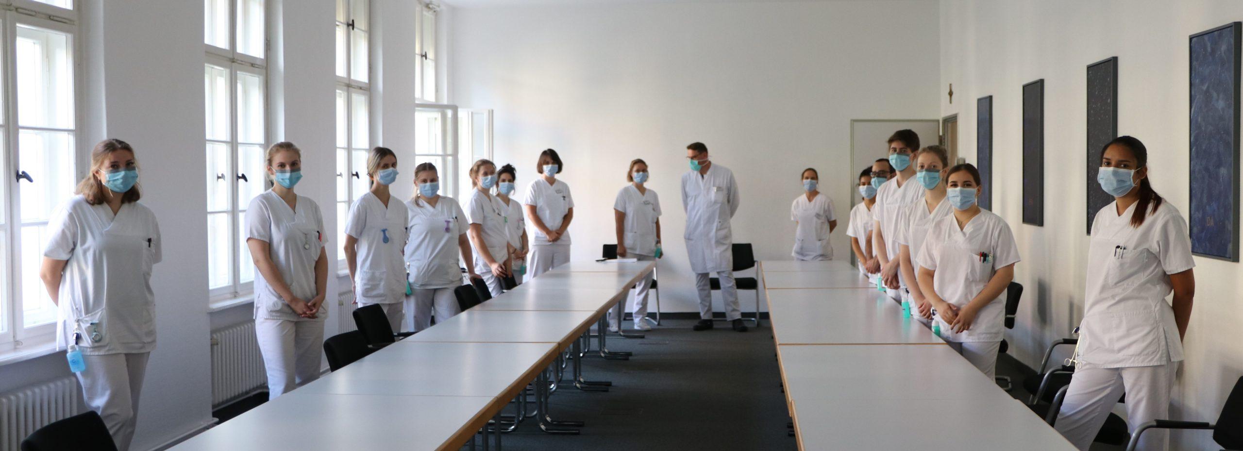 Neue Pflegekräfte | Sankt Gertrauden-Krankenhaus