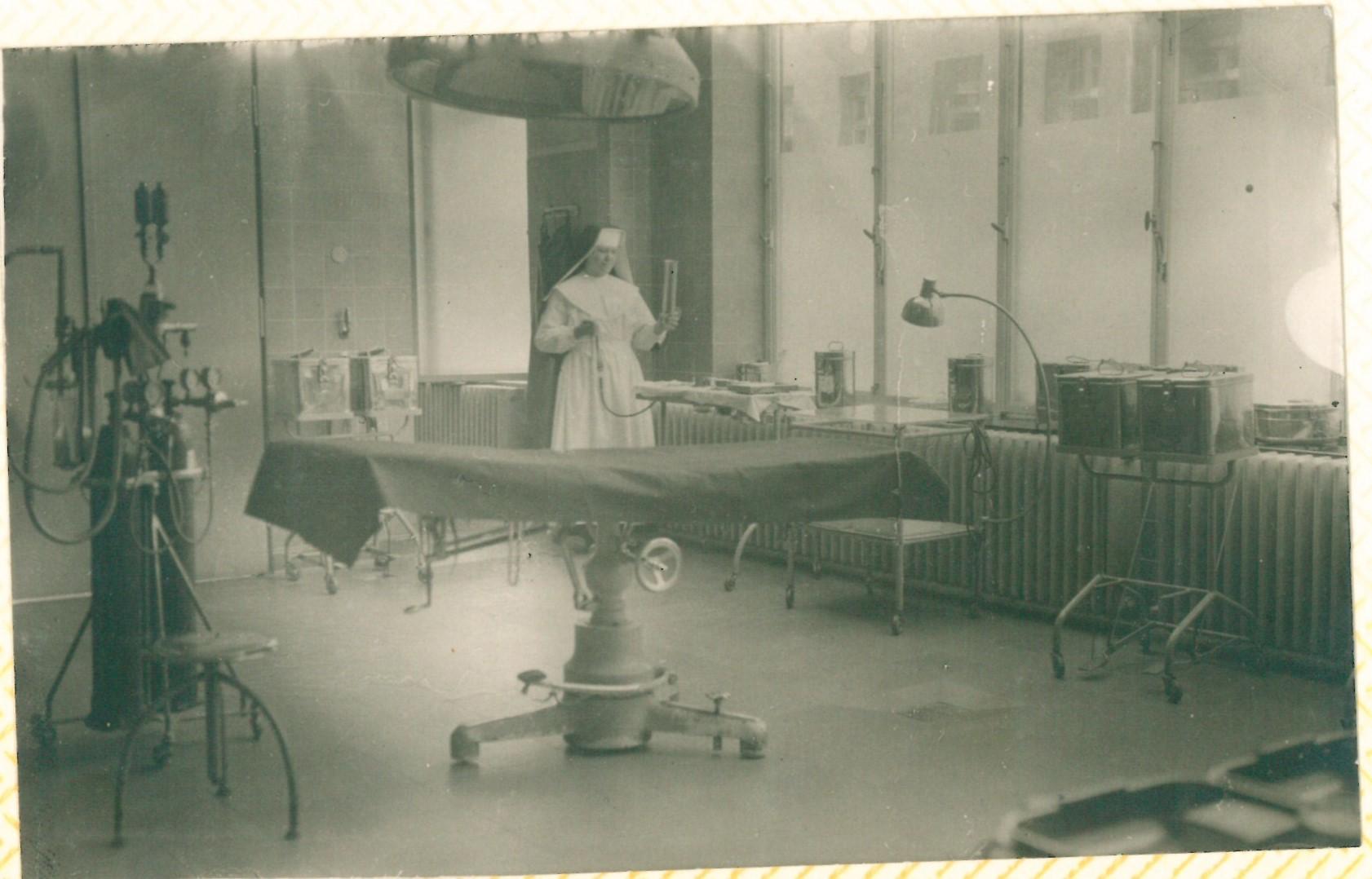OP 1930 | Sankt Gertrauden-Krankenhaus