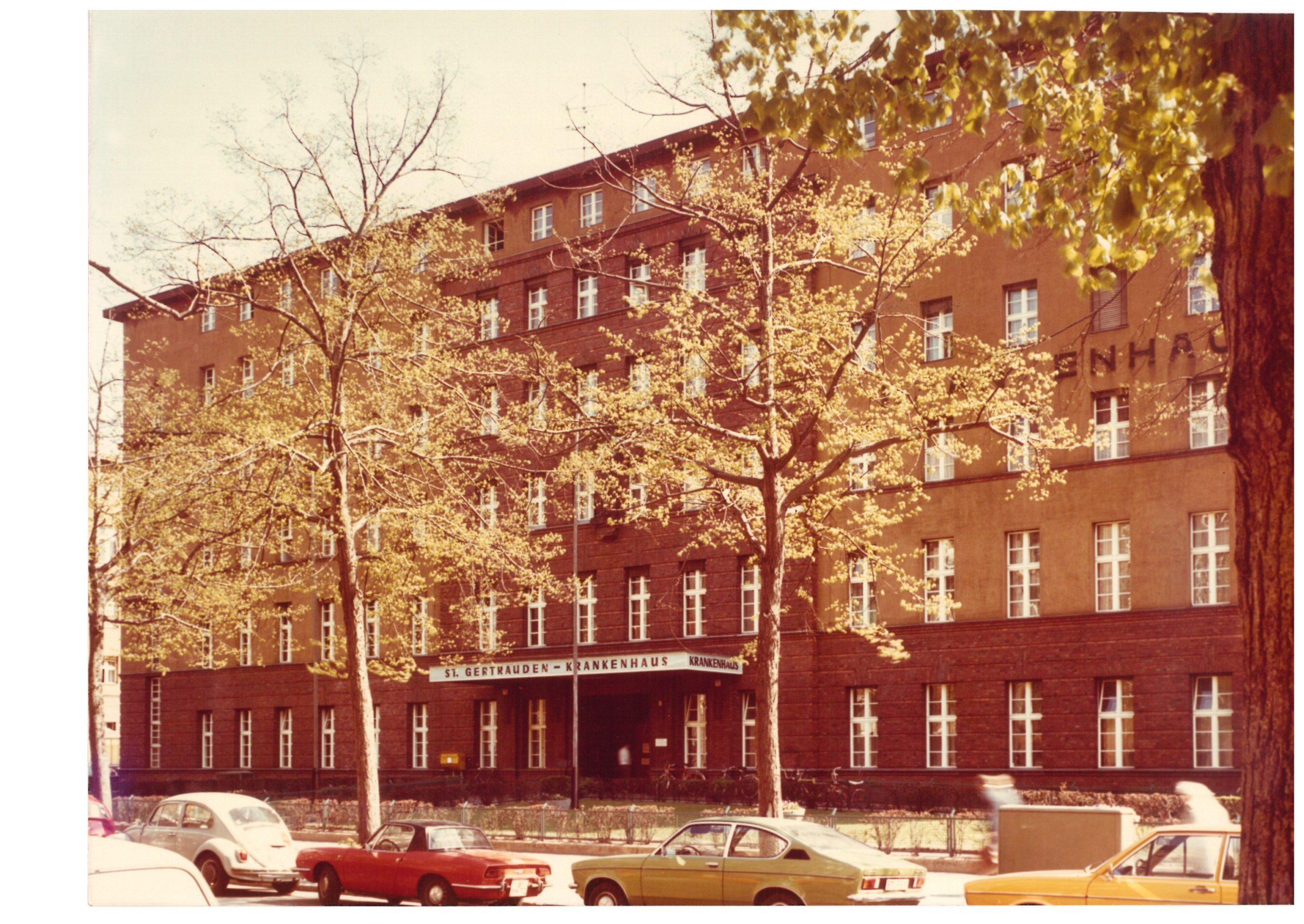Sankt Gertrauden-Krankenhaus