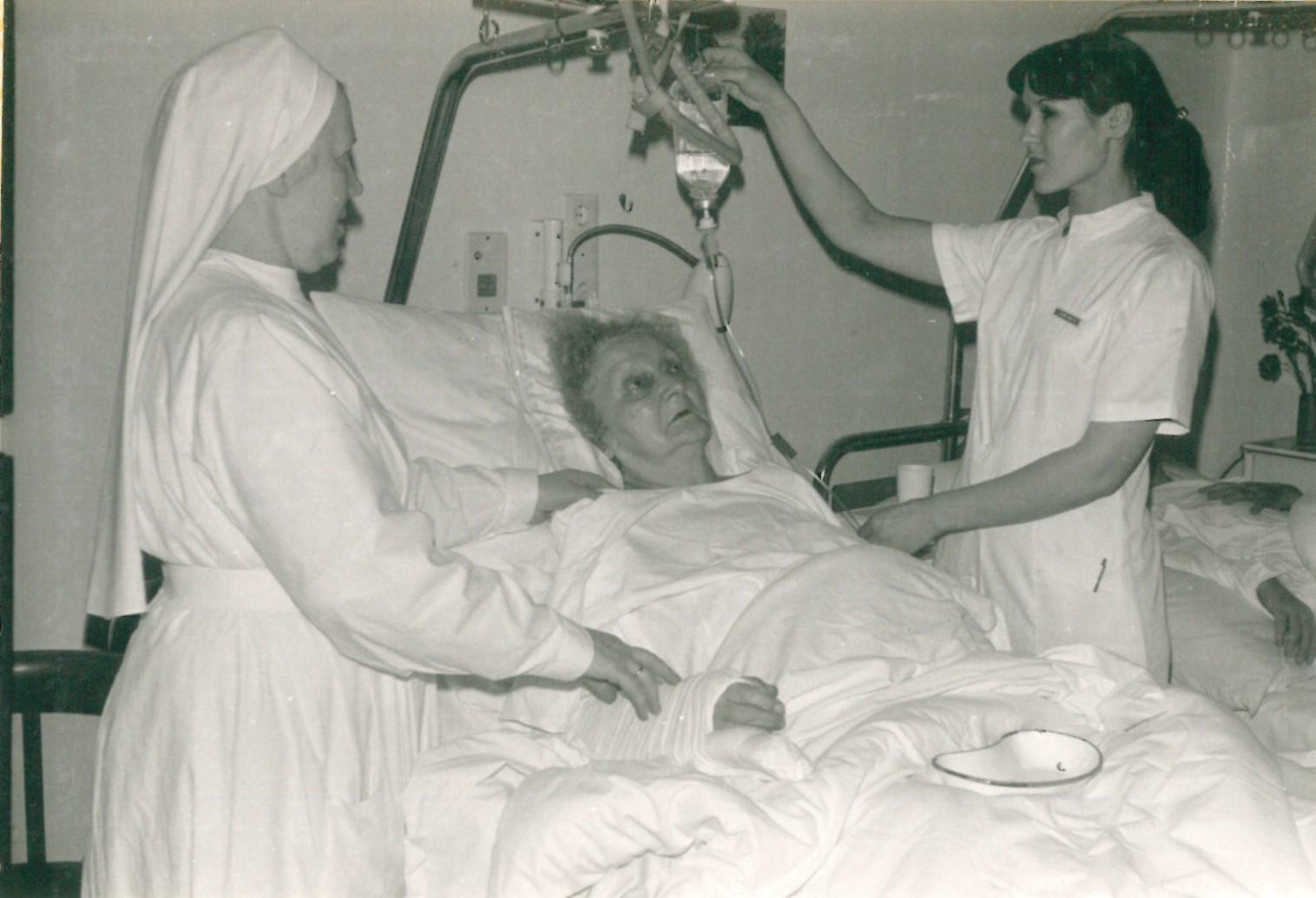 Patientenbetreuung | Sankt Gertrauden-Krankenhaus