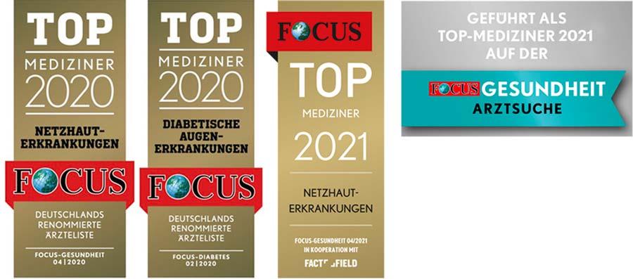 Focus Bewertungen 2021