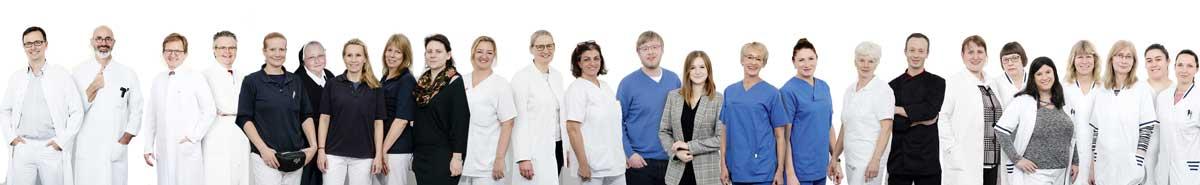 Gertrauden Krankenhaus – das Team