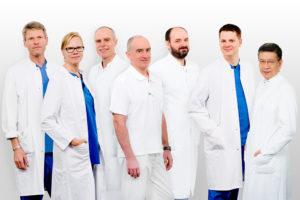 Team Dramkrebszentrum 2021   Sankt Gertrauden-Krankenhaus