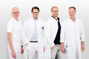 Team Unfallchirurgie und Orthopädie 2021 | Sankt Gertrauden-Krankenhaus