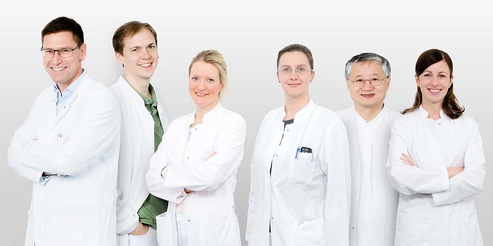 Team Augenheilkunde | Sankt Gertrauden-Krankenhaus Berlin