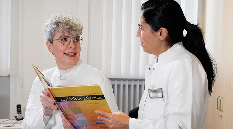 Frauenheilkunde | Sankt Gertrauden-Krankenhaus Berlin