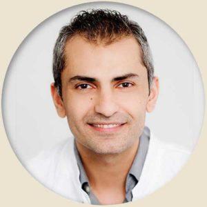 Dr. med. Mehmet Boral Oberarzt Angiologie | Sankt Gertrauden-Krankenhaus Berlin