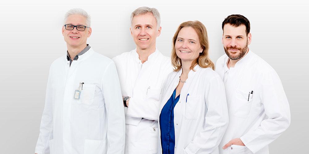Team Gefäßzentrum | Sankt Gertrauden-Krankenhaus Berlin