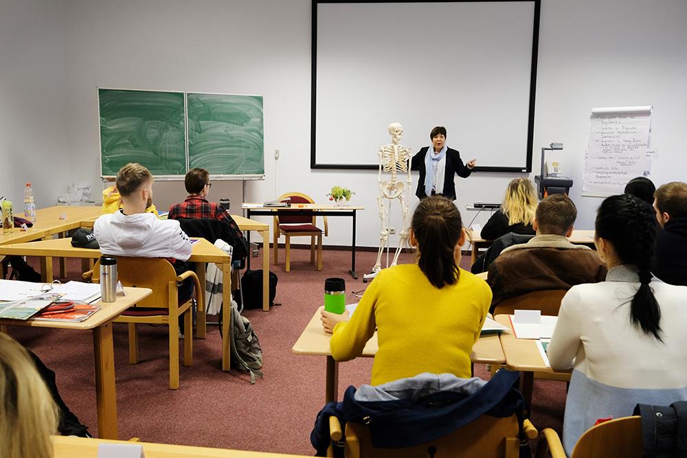 Ausbildung im Sankt Gertrauden Krankenhaus