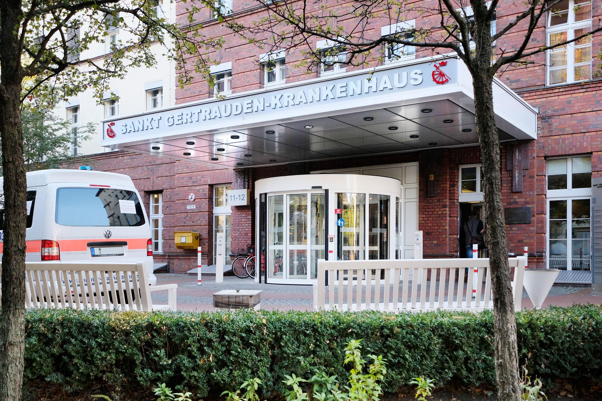 Sankt Gertrauden-Krankenhaus Berlin